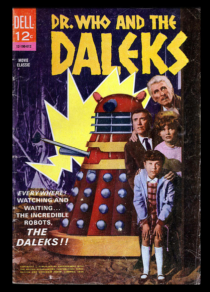 Doctor Who and the Daleks:  Based on the 1965 Film