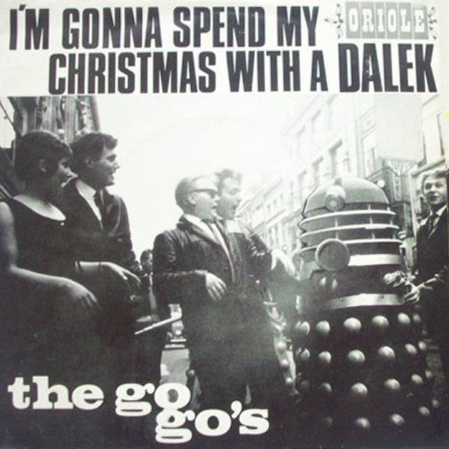Christmas with the Daleks