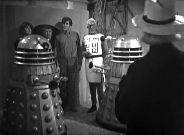 "From: ""The Daleks' Master Plan"""