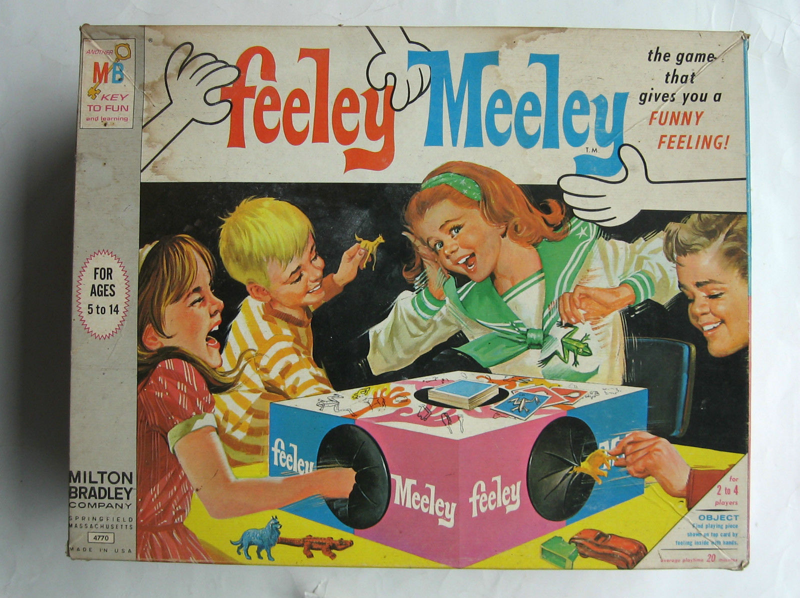 13 wacky, forgotten board games from the 1960s