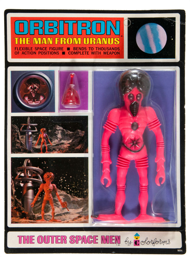 The Outer Space Men (1968)