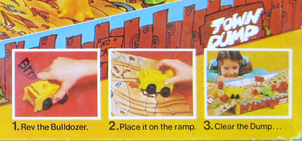 The Town Dump Board Game - Toys & Games