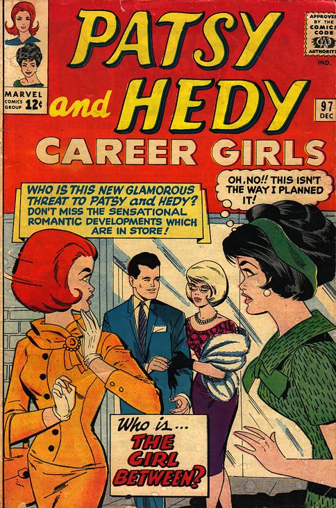 Patsy and Hedy Career Girls