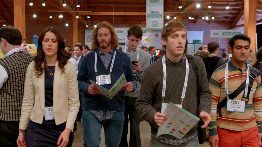 HBO's Silicon Valley - awesome Halloween costume