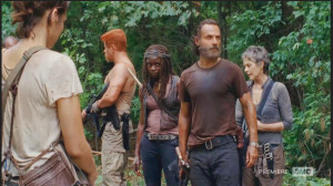 """Zombie Jamboree! A Walking Dead Podcast: """"Them"""" (Ep 5-10)"""