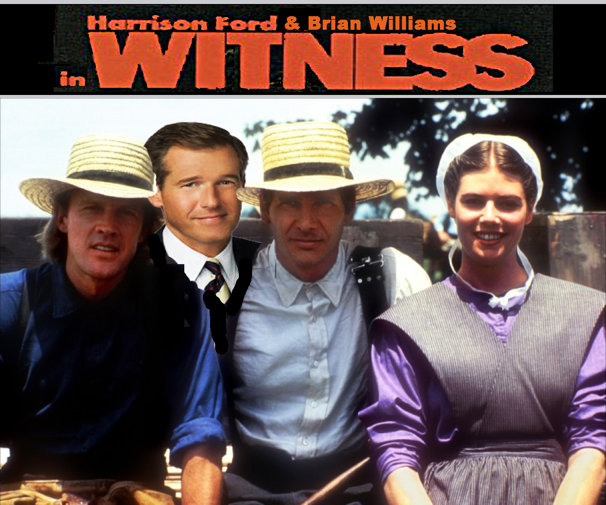 Brian Williams: Witness