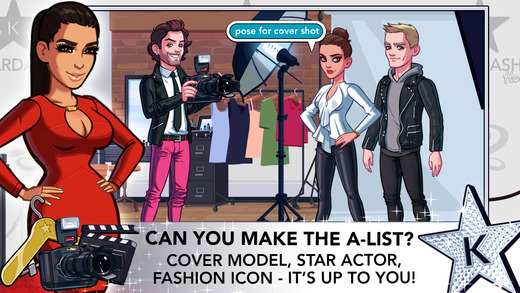 Kim Kardashian: Hollywood by Glu Mobile